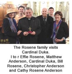 Rosene Family